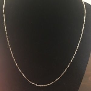 "Pandora necklace chain 17.5"""